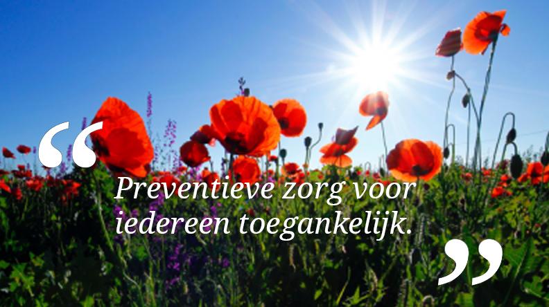 preventieve zorg
